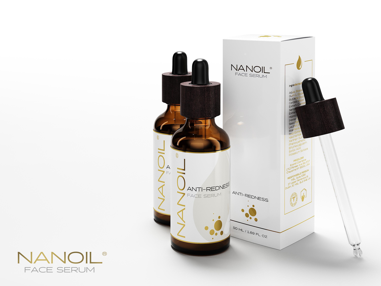 Serum für die Haut mit Neigung zu Couperose Nanoil